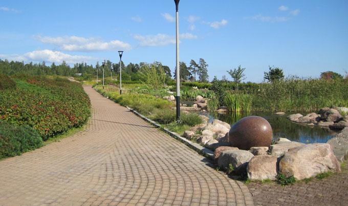 Puistot ja viheralueet
